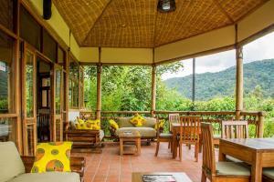 Ichumbi Gorilla Lodge, Chaty v prírode  Kisoro - big - 15