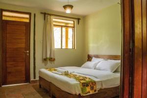 Ichumbi Gorilla Lodge, Chaty v prírode  Kisoro - big - 19