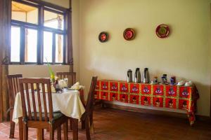 Ichumbi Gorilla Lodge, Chaty v prírode  Kisoro - big - 42