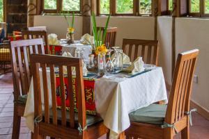 Ichumbi Gorilla Lodge, Chaty v prírode  Kisoro - big - 41