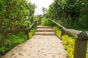 Ichumbi Gorilla Lodge, Chaty v prírode  Kisoro - big - 37
