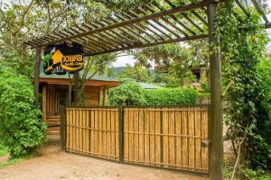 Ichumbi Gorilla Lodge, Chaty v prírode  Kisoro - big - 54