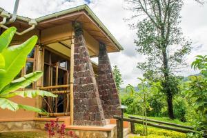Ichumbi Gorilla Lodge, Chaty v prírode  Kisoro - big - 53