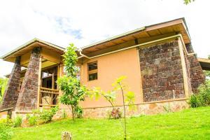 Ichumbi Gorilla Lodge, Chaty v prírode  Kisoro - big - 51