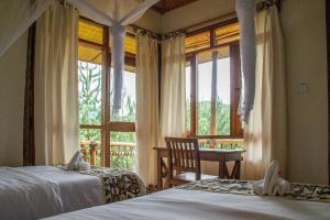 Ichumbi Gorilla Lodge, Chaty v prírode  Kisoro - big - 8