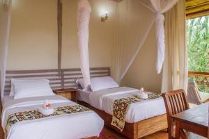 Ichumbi Gorilla Lodge, Chaty v prírode  Kisoro - big - 49