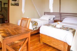 Ichumbi Gorilla Lodge, Chaty v prírode  Kisoro - big - 7