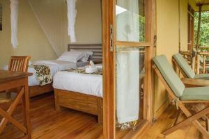 Ichumbi Gorilla Lodge, Chaty v prírode  Kisoro - big - 48