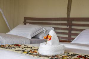 Ichumbi Gorilla Lodge, Chaty v prírode  Kisoro - big - 34