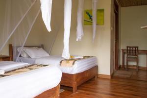 Ichumbi Gorilla Lodge, Chaty v prírode  Kisoro - big - 33