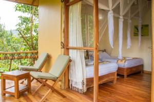 Ichumbi Gorilla Lodge, Chaty v prírode  Kisoro - big - 32