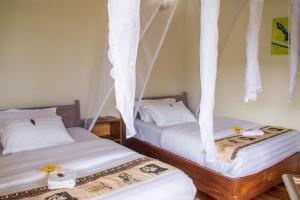 Ichumbi Gorilla Lodge, Chaty v prírode  Kisoro - big - 29