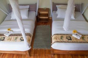 Ichumbi Gorilla Lodge, Chaty v prírode  Kisoro - big - 6
