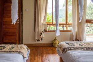 Ichumbi Gorilla Lodge, Chaty v prírode  Kisoro - big - 5