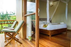Ichumbi Gorilla Lodge, Chaty v prírode  Kisoro - big - 27