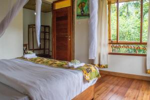 Ichumbi Gorilla Lodge, Chaty v prírode  Kisoro - big - 26