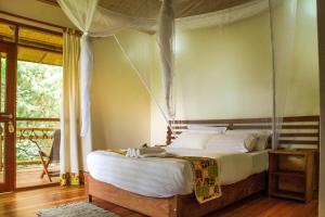 Ichumbi Gorilla Lodge, Chaty v prírode  Kisoro - big - 46