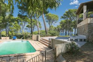 Can Sa Punta Negra, Villas  Begur - big - 4