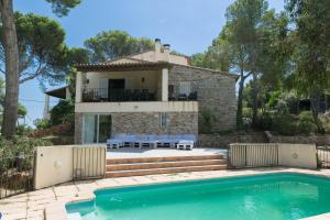 Can Sa Punta Negra, Villas  Begur - big - 5