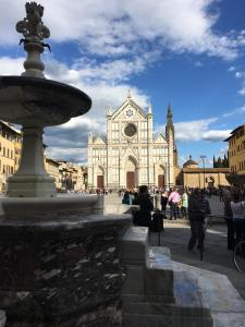Casine 26, Apartmanok  Firenze - big - 7