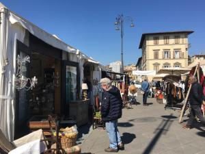Casine 26, Apartmanok  Firenze - big - 6