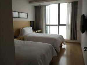 Global 188 Apartment, Apartmány  Suzhou - big - 29