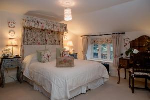 Muddifords Court Country House, Bed & Breakfasts  Cullompton - big - 31