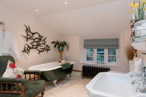 Muddifords Court Country House, Bed & Breakfasts  Cullompton - big - 32
