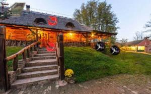 Farm stay Orlov put, Farmy  Bilje - big - 13