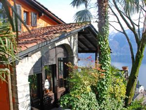 Holiday Home Aurinko, Nyaralók  Ronco sopra Ascona - big - 44