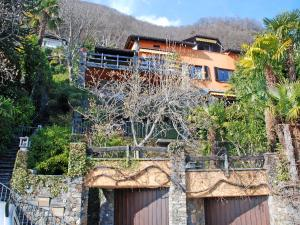 Holiday Home Aurinko, Ferienhäuser  Ronco sopra Ascona - big - 45