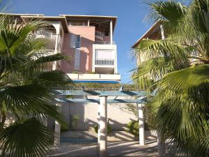 Apartment Les Plages de Cavalière, Apartmanok  Le Lavandou - big - 17