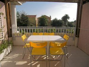 Apartment Les Plages de Cavalière, Apartmanok  Le Lavandou - big - 21