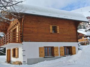 Chalet Merou, Prázdninové domy  Verbier - big - 31
