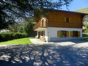 Chalet Merou, Prázdninové domy  Verbier - big - 1