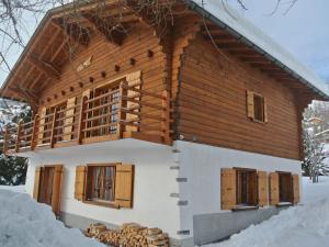 Chalet Merou, Prázdninové domy  Verbier - big - 40