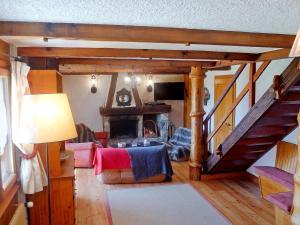 Chalet Merou, Prázdninové domy  Verbier - big - 42