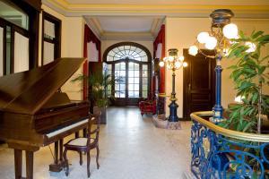 Charme Hotel Hancelot, Hotely  Gent - big - 18