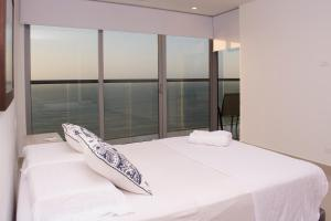 Amazing 2 Bedroom on Bocagrande Beach, Ferienwohnungen  Cartagena de Indias - big - 5