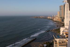 Amazing 2 Bedroom on Bocagrande Beach, Ferienwohnungen  Cartagena de Indias - big - 8