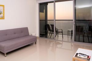 Amazing 2 Bedroom on Bocagrande Beach, Ferienwohnungen  Cartagena de Indias - big - 10