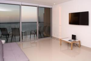 Amazing 2 Bedroom on Bocagrande Beach, Ferienwohnungen  Cartagena de Indias - big - 16
