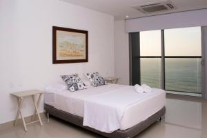 Amazing 2 Bedroom on Bocagrande Beach, Ferienwohnungen  Cartagena de Indias - big - 18
