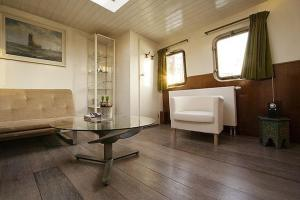 Houseboat Ms Luctor, Botely  Amsterdam - big - 6