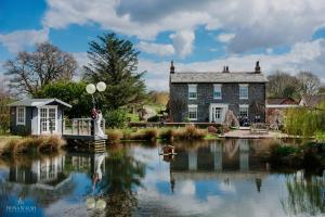 Muddifords Court Country House, Bed & Breakfasts  Cullompton - big - 38