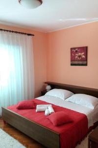 Apartment Vinisce 5229c, Apartmanok  Vinišće - big - 11