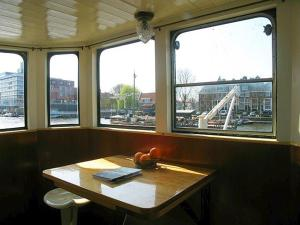 Houseboat Ms Luctor, Botely  Amsterdam - big - 31