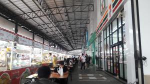 Condo Mueng Thong By Nuanlaong, Апартаменты  Ban Bang Phang - big - 17