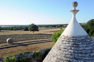 Trulli Gallo Rosso, Bed and breakfasts  Noci - big - 48