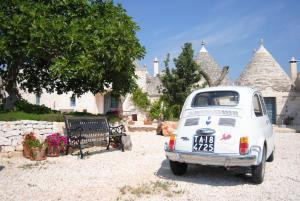Trulli Gallo Rosso, Bed and breakfasts  Noci - big - 45